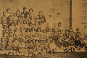 Dilijan Armenian orphanage No. 1