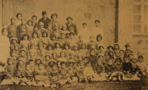 Dilijan Armenian orphanage No. 1