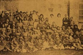 Dilijan Armenian orphanage No. 2