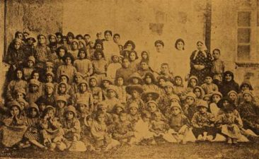 Dilijan Armenian orphanage No. 2