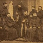 Fathers Yeprem Narleyan, Tavit Tchrajian, P. Ipekjian