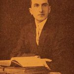Adom Yarjanian Siamanto (1878-1915), pictured here in Boston in 1910, was a poet and martyr.