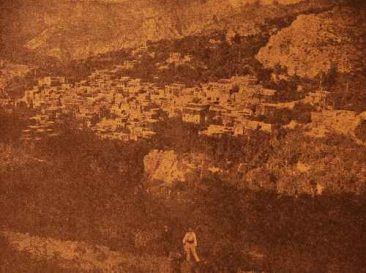 Akn village – 1887