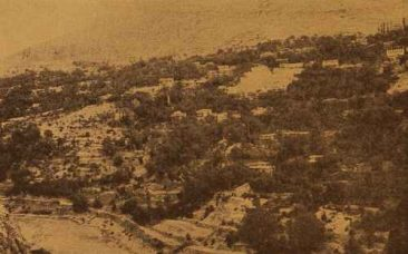 Akn village – 1929