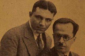 Vazken Chouchanian and Chavarche Nartouni