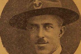 Krikor Hagopian, Homenetmen scoutmaster