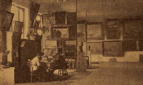 Museum of Erevan – 1920