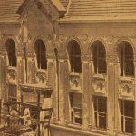 Central school of Kum Kapi built by Hrant Kazandjian