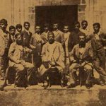 Sanassarian college graduates - Garin 1895
