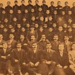 Teachers and pupils, Armenian orphanage - Sebastia 1914