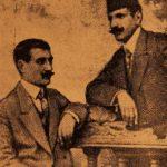 Daniel Varoujan and Garabed Barsamian - Sebastia (Sevaz) 1910