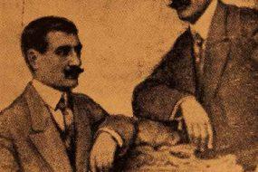 Daniel Varoujan and Garabed Barsamian – Sebastia (Sevaz) 1910