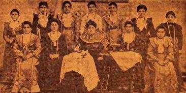 Aramian college of Sebastia (Sevaz) – 1904