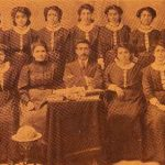 Hripsimiants college - Sebastia (Sevaz) 1912