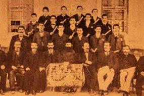 Aramian college – Sebastia (Sevaz) 1907
