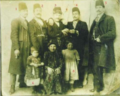 Donabedian family – Malatia 1910