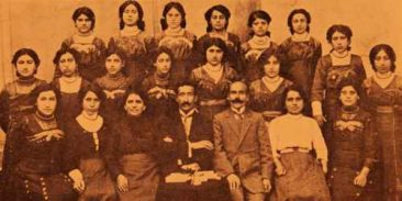 Hripsimiants Girls' School of Sebastia (Sevaz) – 1913