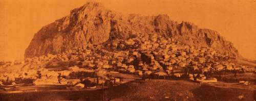 Shabin-Karahisar, high-place of the Armenian resistance and hometown of Antranig
