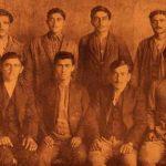 Ayntab fedayeen (partisans) from Sebastia (Sevaz), 1920