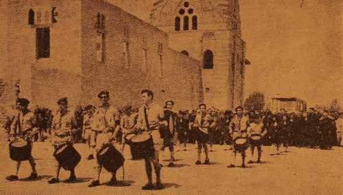 50th anniversary of the Armenian genocide in Cairo