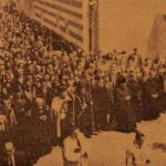 50th anniversary of the Armenian genocide in Damascus