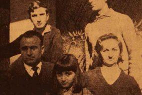 Antranig Arbiyan family