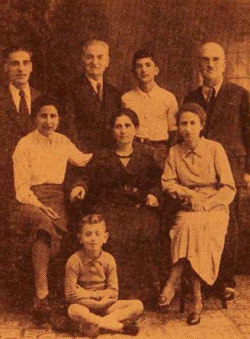 Arabian, Der Asdvadzadurian, Esmerian families – Venice