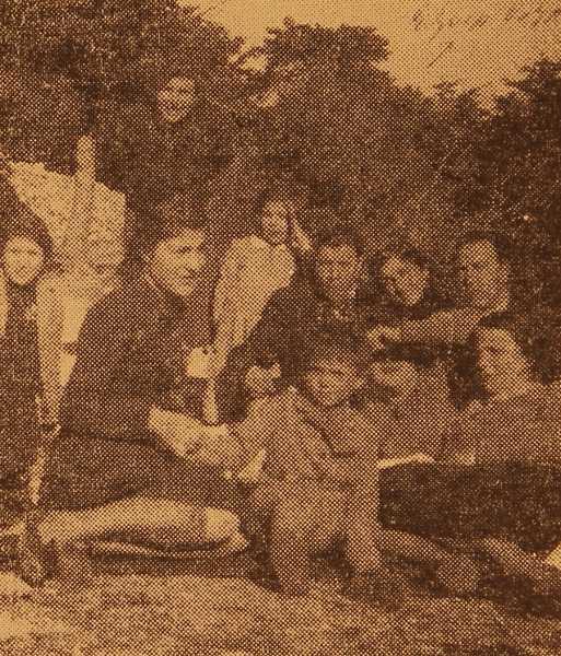 Araksi Kaprielian and Boghosian family – Canada