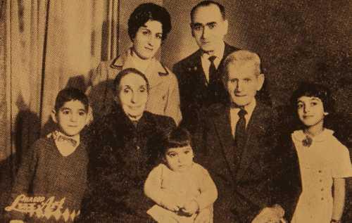 Arbian family – Beirut