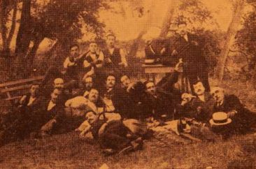 Armenian group – Eskishehir 1922