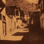 Armenian street settled by Turks - Sivrihisar