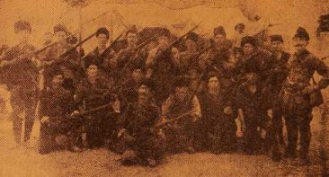 Armenian volunteer corps in Adana – 1920