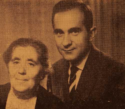 Armenuhi and Vazken Kezirian – Ottawa