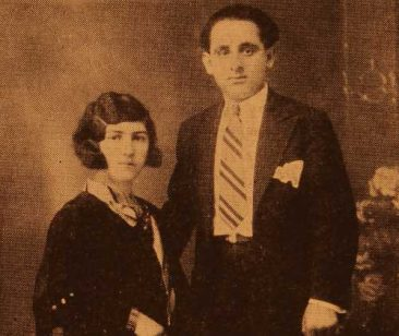 Astrig (Kizirian) and Serop Garabedian – Beirut