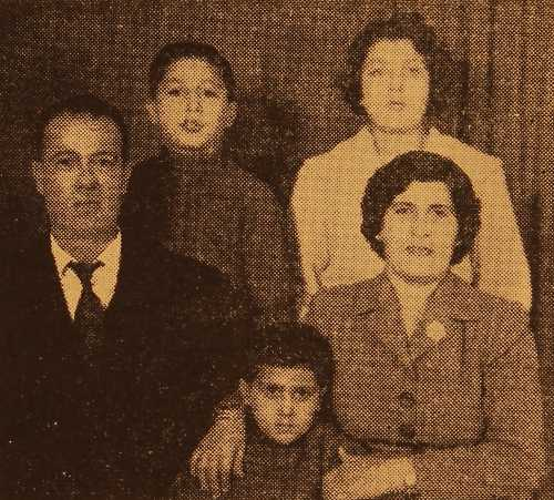 Avedikian family – Beirut