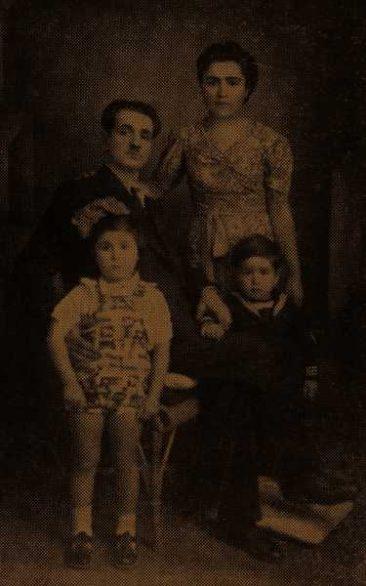 Avedis Baylozian family – Sivrihisar