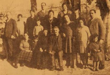 Balian, Tchetinian, Mardirosian families – Erevan