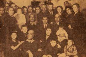 Baliozian, Boghosian, Kalenderian, Kaprielian families – Canada