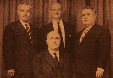 Board members of the Saint George district committee – Marseille