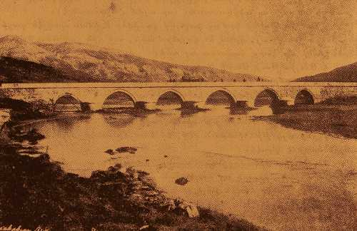 Bridge on Alis river, on the road to Sebastia (Sevaz)