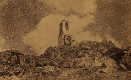 Clock tower of Sivrihisar