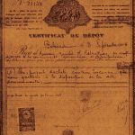 Deposit certificate for the Armenian Union of Sivrihisar - 1915