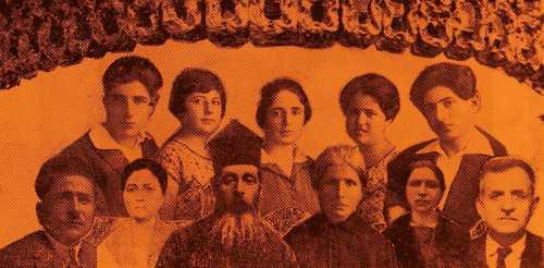 Der Hovhannesian family – Erevan