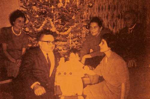 Der Hovhannesian family – Ottawa