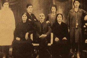 Der Kevorkian and Kalpakjian families – Cyprus