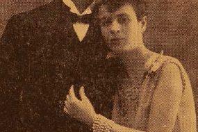 Doctor Mihran Nersesian and his wife Sona