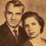 Doctor Vartan and Keretsig (Kasabian) Atapegian - Erevan
