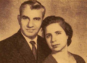 Doctor Vartan and Keretsig (Kasabian) Atapegian – Erevan