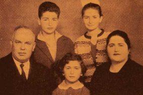 Doctors Abkar Tutlian and Shamrig Megerditchian – Erevan
