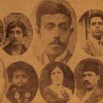 Garabed Binbashian family - Buenos Aires